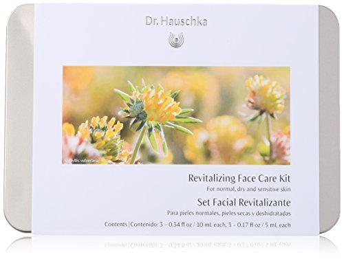 DR. HAUSCHKA Revitalizing Face Care Kit For Normal Dry and Sensitive Skin -  FRK