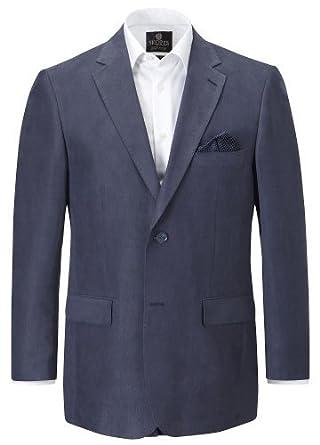Sport Jacke Blau Fischgrätenmuster Skopes Porto Sommer Weich YqawX1