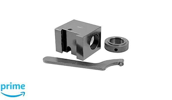 HHIP 3900-5420 Ring Nut /& Wrench for Kdk-119 5C Collet Bar Holder