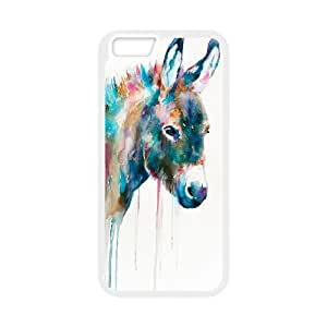 """Custom Colorful Case for Iphone6 Plus 5.5"""", The Donkey Cover Case - HL-R684655"""