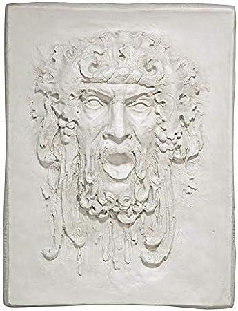 Amazon Com Design Toscano Opimus Italian Style Wall Sculpture