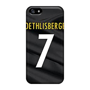 DoriCallow Design High Quality Pittsburgh Steelers Covers Cases With Excellent Style For Iphone 5/5s