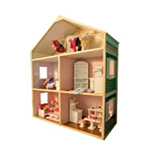 My Girl's Dollhouse Country French Dollhouse