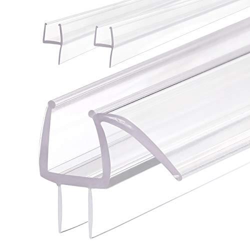 glass shower door seal 5 8 - 7