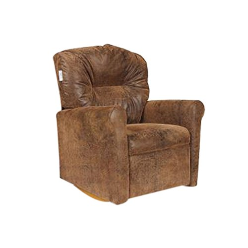Dozydotes Child Rocker Recliner Contemporary Brown Bomber DZD10583 Review