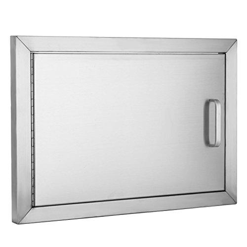 OrangeA BBQ Door 304 Commercial Grade Stainless Steel Doors 20