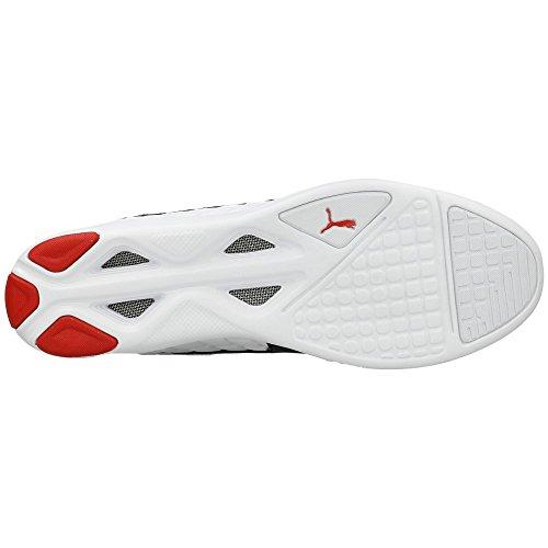 Puma - Pedale Grid - 30530104 - Farbe: Dunkelblau-Weiß - Größe: 43.0 lBEKw