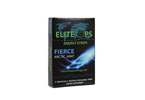 Elite Ops Energy Strips Mint 8-count (Energy Strips compare prices)