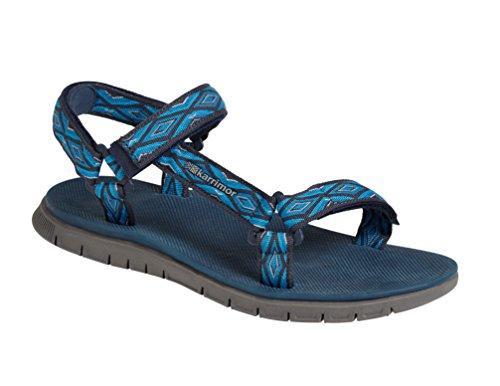 Randonnée Bleu Aruba Karrimor De 2 Chaussures Basses blue Homme xfFpCq