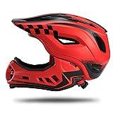 ROCK BROS Bike Helmets for Kid Full Face Mountain