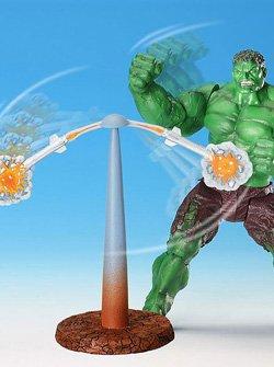 "Hulk: Rapid Punch Hulk 6.5"" Action Figure"