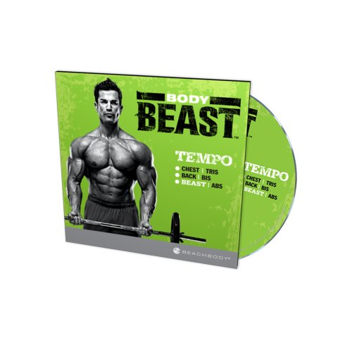 Body Beast Tempo Workouts DVD