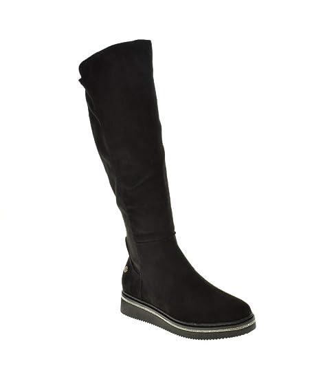 Bota XTI Antelina Elastica  Amazon.es  Zapatos y complementos 4c5f1834a78