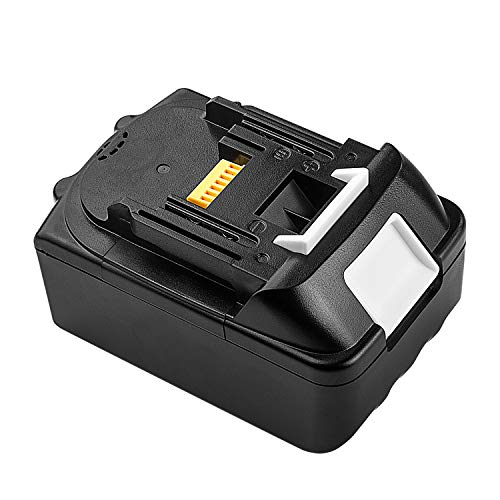 3000mAh/54Wh Replace Battery for Makita 18V LXT Lithium-Ion BL1815 BL1830 BL1835 BL1840 BL1845 BL1850 BL1860 LXT400 Cordless Power Tools Battery (1 Pack)