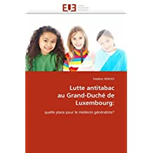 LUTTE ANTITABAC AU GRAND-DUCHE DE LUXEMBOURG