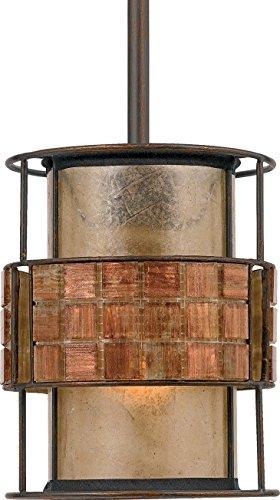 Moroccan Copper Pendant Light in US - 8
