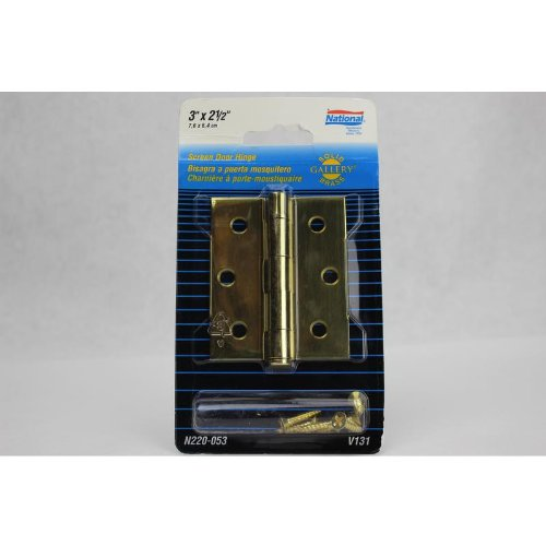 "National Mfg Co National Hardware V131 3"" X 2-1/2"" Screen..."