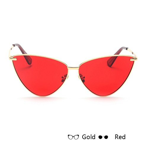 Señor Gafas Gato De Espejo D Gafas El Sol De TIANLIANG04 Mujer Vintage Y Sol De De Ojo Para 4xwzRd