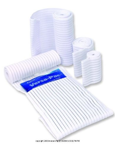 Versa Lastic Elastic - Versa-Lastic® Elastic Wrap with Reusable Hot/Cold Gel Pack - UOM = Each 1