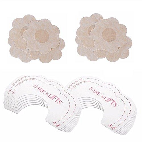 Price comparison product image Instant Breast Lift Tape & Petal Set USA (5 Sets)