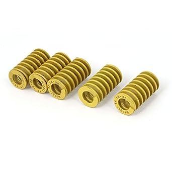 DealMux 16 milímetros x 30 milímetros Tubular Seção de Metal Mold Die compressão Primavera 5 Pcs: Amazon.com: Industrial & Scientific