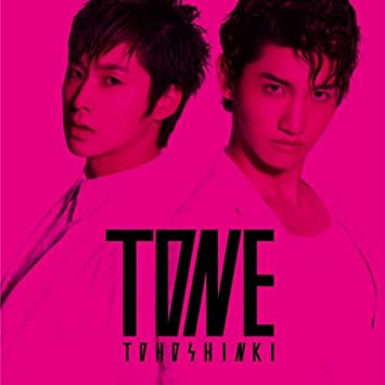 tohoshinki tone