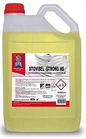 STOVIBEL STRONG HS – Limpiador de lavavajillas profesional sin ...
