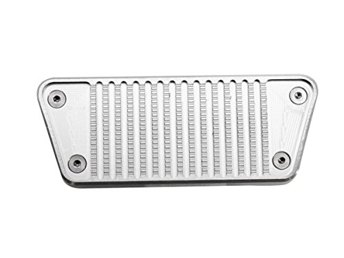- Mustang Brake Pedal Cover Billet Automatic Transmission 1964 - 1967