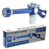 EZ Jet Cannon 8-in-1 Turbo Water Spray Gun (Blue)
