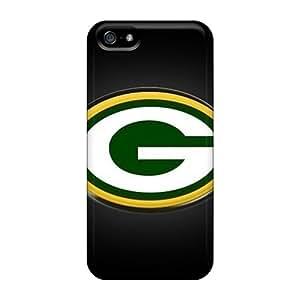 KimberleyBoyes Apple Iphone 5/5s Scratch Resistant Hard Phone Covers Custom Nice Green Bay Packers Image [zNQ19172nCoM]