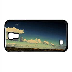 Countryside Watercolor style Cover Samsung Galaxy S4 I9500 Case (Landscape Watercolor style Cover Samsung Galaxy S4 I9500 Case)