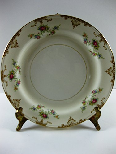 Vintage Homer Laughlin - Homer Laughlin Eggshell Nautilus Aristocrat China Dinner Plate 9-7/8