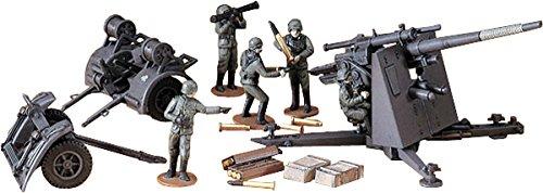 88mm Gun Flak - Hasegawa MT10 88mm GUN Flak 18 1/72 scale kit