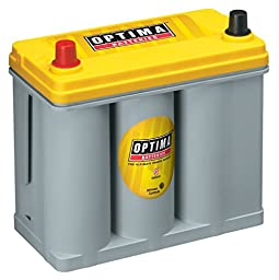 Optima Batteries 8071-167 D51 YellowTop Dual Purpose Battery