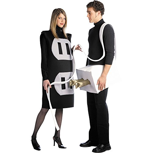 Plug and Socket Costume -