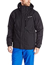 Mens Alpine Action Jacket – Big, Waterproof and Breathable