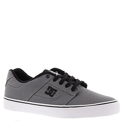 Dc Heren Brug Tx Sneaker Grijs / Wit