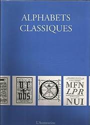 Alphabets classiques