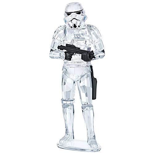 Amazon.com: SWAROVSKI Star Wars Stormtrooper, Crystal ...