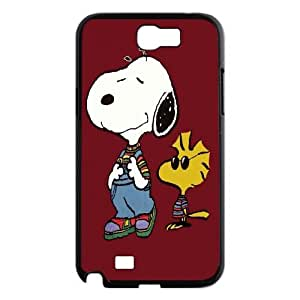 High Quality -ChenDong PHONE CASE- For Samsung Galaxy Note 2 Case -Funny & Cute Snoopy-UNIQUE-DESIGH 3