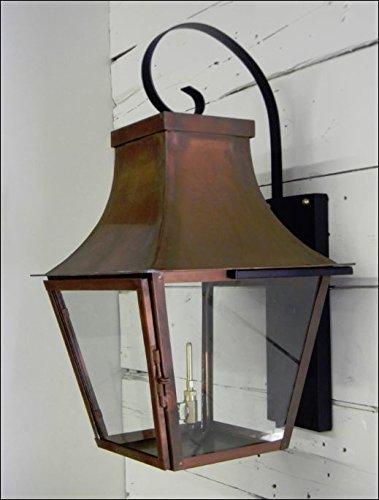 St. James Mandeville Large Copper (Charleston Large Hanging Lantern)