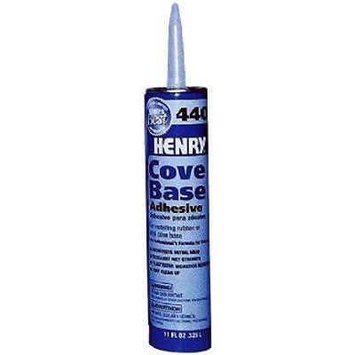 HENRY, WW COMPANY 12105 11 oz #440 Cove Adhesive