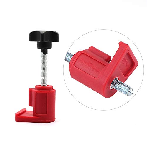 Red /& Black KNOSSOS Universal Cam Camshaft Lock Holder Car Engine Cam Timing Locking Tool Set