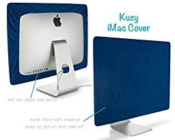 Kuzy - BLUE Screen Cover for iMac 21.5\
