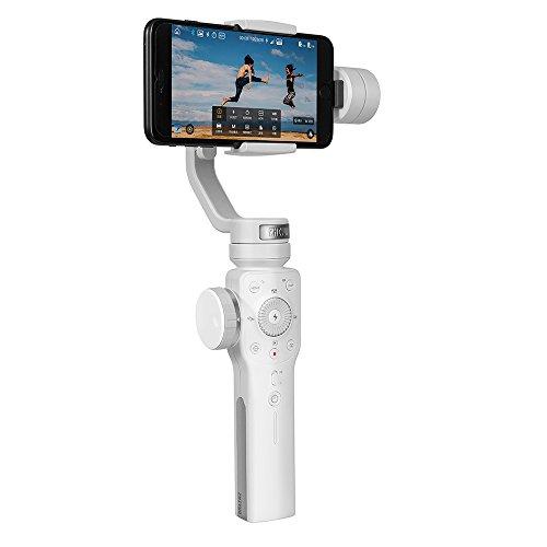 Zhiyun Smooth 4 3 Axis Gimbal Steadicam Stabilizer For Samsung,Huawei,IPhone X 8 Gopro Hero 5 SJCAM SJ7 Xiaomi Yi 4k Action...