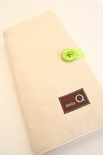 Della Q 180 Interchangeable Needle Case (NAT Naturals)