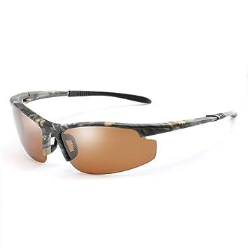 AAMOUSE Gafas de Sol Gafas de Sol polarizadas para Hombre ...