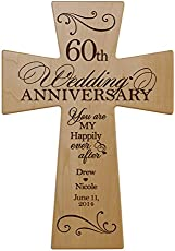 LifeSong Milestones Personalized 60th Wedding…