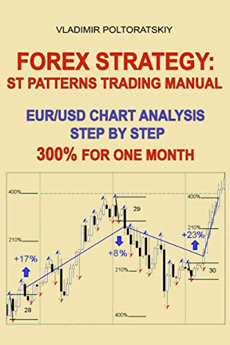Forex Strategy: ST Patterns Trading Manual, EUR/USD Chart Analysis Step by Step, 300% for One Month (Forex, Forex…