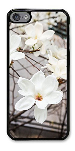 ipod touch6 Protective Cases,DIY Korea magnolia Hard Plactic